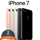 Apple Iphone 7 Smartphone 32/128/256gb In Black/gold/silver/rose/jet Unlocked