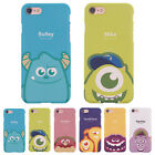 DISNEY Monsters University Hard Cover Galaxy S10 iPhone XS Max XR X 8 Plus Case