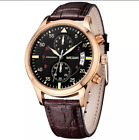 Megir Mens Watche Top Brand Luxury Green Quartz Watch Sport Chronograph