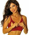 Empire Intimates Lace Peek a Boo Bra Open Cup Exposed Bare Breasts Nipples