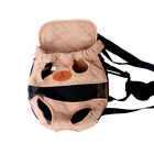 HOOPET® Dog Carrier Fashion Red Color Travel Dog Backpack Breathable Pet Bags
