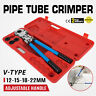 More images of Ø12-22mm Copper Pipe Crimping Pliers V12 V18 HIGH QUALITY TERRIFIC VALUE