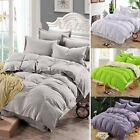 Duvet Cover Quilt Cover Bedding Set Single Double King All Size image
