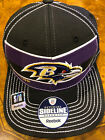 NFL Baltimore Ravens Sideline Hat Cap Stretch Fitted Reebok $17.99 USD on eBay