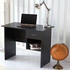 RayGar Office Computer Desk with 1 Drawer and 1 Open Storage Space Workstation