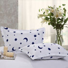 Hot Double Pillowcase Comfortable Polyester Material New Breathable Pillowcase