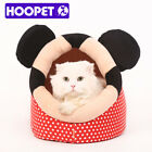 HOOPET® Lovely Pet Dog/Cat Bed Warm Soft Sleeping Bag Cuddly Cave Cover Cushion