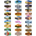 Modern Canvas Home Wall Decor Art Painting Picture Print Framed World Map 79