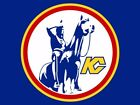 NHL Kansas City Scouts Banner Hand Flag - 3X5 FT