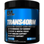 Evlution Nutrition Trans4orm Powder Thermogenic Weight Loss Support Fat Burner