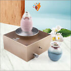 Rechargeable DIY Mini Ceramic art production machine Clay Making Pottery Machine image