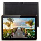"""10.1"""" Inch Android 7 Tablet PC 64G 3G Dual Sim Phablet GPS Bundled Keyboard KZ"""