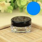 10PCS/SET Cosmetics Makeup Cream Nail Art Cosmetic Bead Storage Pot Container FU