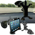 "7""-11"" Tablet 360° Universal Car Windscreen Desktop Suction Mount Holder Bracket"