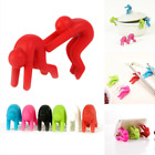 Novelty Silicone Gadgets  Kitchen Tools Raise The Lid Overflow Device Stent