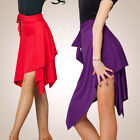 Внешний вид - Women's Dress Skirt Underskirt Dance Latin Cha cha Samba Rumba Salsa Costume