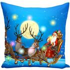 Lighting Christmas Pattern Pillow Cover DIY Home Bedroom Decoration WT88 01