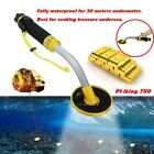 3 Models Underwater Pulse Induction Metal Detector Pinpointer Probe Gold Tool BN