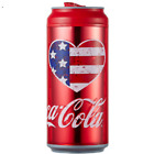 Coca-Cola Water Can Bottle Portable Cup BPA Free 473ml (16oz)