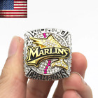 2003 Florida Miami Marlins Championship Ring Josh Beckett World Series Size 11 on Ebay