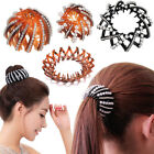 Girls Nest Shape Hair Claw Ponytail Holder Hair Clip Women Hair Accessories Tool
