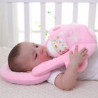 Infant Baby Nursing Cushion Anti Roll Prevent Flat Head Cushion Sleep Pillow <br/> ❤US STOCK ❤FAST DELIVERY ❤EASY RETURN❤High Quality
