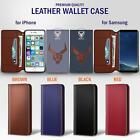 Luxury Ultra Thin Leather Wallet Stand Flip Case Cover For iPhone 8 7 Plus 6s
