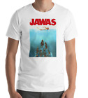 Star Wars Jawas - Jaws Spoof T-shirt Sizes S to 3XL $22.5 USD on eBay
