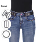 Buckle-free Elastic Women Comfortable Invisible Belt for Jeans No Bulge Hassle