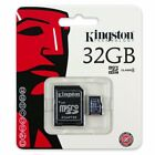 Kingston 8GB 16GB 32GB MicroSD Micro SD Class 4 C4 Karte Card SPEICHERKARTE NOV