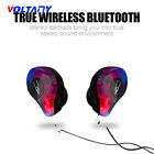 Bluetooth 5.0 Earphone TWS Waterproof Earbuds Headset for iPhone X/XS/XR Samsung