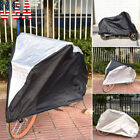Waterproof Nylon Bicycle Cycle Bike Cover Outdoor Rain Dust Protector Storage US