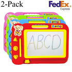 2X Kid Color Magnetic Writing Painting Drawing Graffiti Board Toy Preschool Tool
