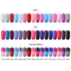 NICOLE DIARY 6ml Thermal Color Changing Nagellack Peel Off Glitzern Nagel Kunst