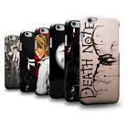 Anime Death Note Hard Phone Case Cover Skin for Apple Oppo Xiaomi OnePlus Moto