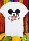 Mickey Mouse Thug Life Men Women Unisex T-Shirt Vest Top Baseball Hoodie 2739