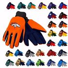 NFL Team Utility/work Gloves- Offically Licensed on eBay
