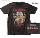 Cro-Mags T-Shirt / Cro-mags Down, But Not Out '89 Tour Throwback Tee,Retro-New