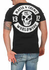 Mafia & Crime Herren T-Shirt Patch 591