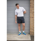 Tombo Start Line Track Shorts Mens Lightweight Running Casual Wear Short Pants