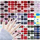 Pretty 20 Various Types Nail Art Stickers Y3 Model Decals Vinsmarket