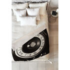 Deny Designs Maybe Sparrow Photography  Sherpa Fleece Travel Pillows & Blanket