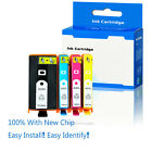 Kyпить 902 XL 902XL BCMY Ink Cartridges for HP Officejet Pro 6958 6962 6975 6951 1,5K на еВаy.соm