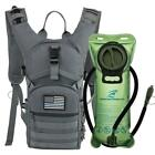 Kyпить MOLLE Military Tactical Hydration Backpack With 2L Water Bladder Hiking Pack New на еВаy.соm