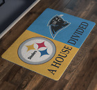 Pittsburgh Steelers Jaguars Doormat on eBay