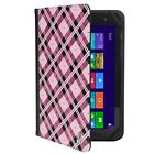 Magnetic Protective Folding Folio Tablet Case Cover For Acer Iconia One 8 / 7