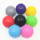 7.5cm 9cm Massage Ball Spiky Trigger Point Sport Fitness Hand Foot Pain Relief $3.79 USD on eBay