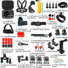 For GoPro Accessories Hero7/6/5/4/3 Bundle Camera Outdoor Sports Set Kit 58-in-1