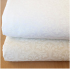Quilt backing 280CM WIDE per half metre ivory or white 100 % COTTON