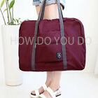 Portable Foldable Travel Storage Luggage Carry-on Big Hand Shoulder Duffle Bag